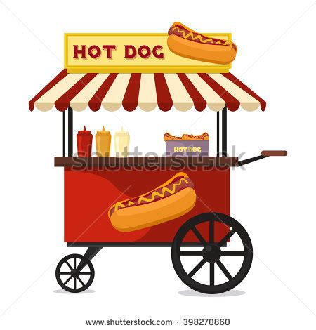 Hot dog cart business plan template