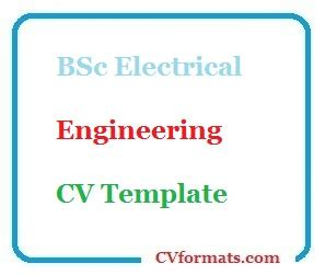 Cover letter sample for electrical engineers